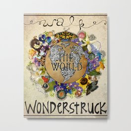 Wonderstruck Metal Print