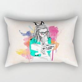 Aparências Rectangular Pillow