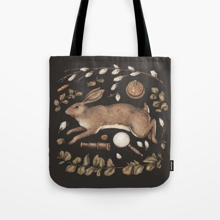 Rabbit's Garden Collection Tote Bag