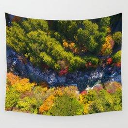 ATERA canyon Wall Tapestry