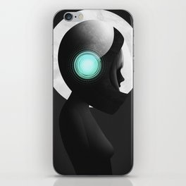 Conquest of Spaces iPhone Skin