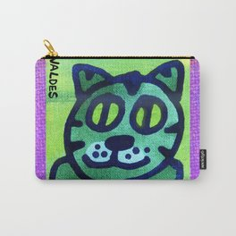 Hey Kitty Kitty Carry-All Pouch