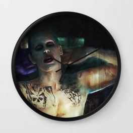 The Joker - The Clown Prince Of Gotham - Suicide Squad Wall Clock