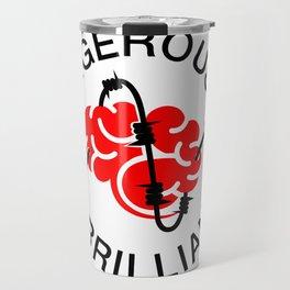 Thought Provoking-Shirt Brand Travel Mug