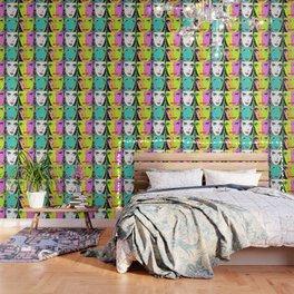Bette #1 Collage Wallpaper