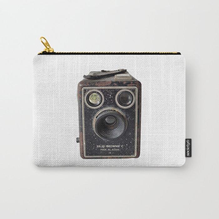 Grandpa's camera Carry-All Pouch