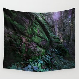 Enchanted Forest Wall (Where the Fairies Dwell) Wall Tapestry