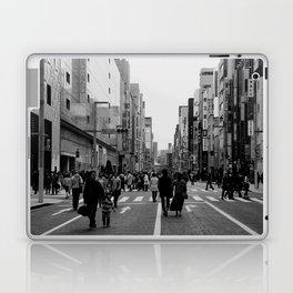 Ginza, Tokyo Laptop & iPad Skin