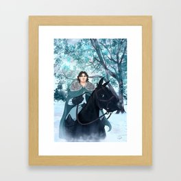 Fitz Vigilant Framed Art Print