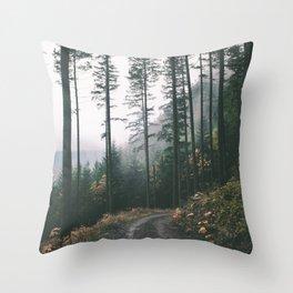Drive IX Throw Pillow