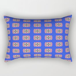 Unraisable Cutaway Rectangular Pillow