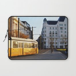 Budapest Tram Laptop Sleeve