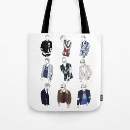 zashion Tote Bag
