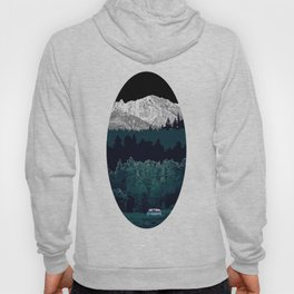Under the Mountain  Hoody