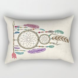 Big Dream Catcher Rectangular Pillow