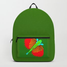 The Spectacular Flying Fish Backpack