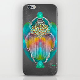The Darkest Night Will End and the Sun Will Rise iPhone Skin