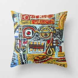 101 Crosby Throw Pillow