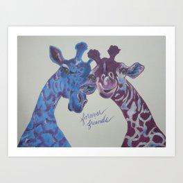 Forever Friends Art Print