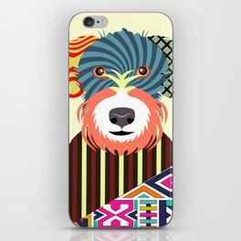 Soft-coated Wheaten Terrier iPhone Skin