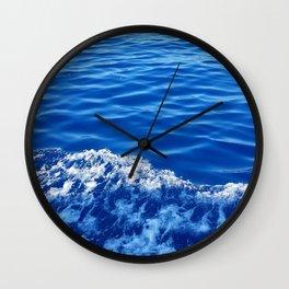 Maltese Sea Wall Clock