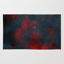 Space and Blood Rug