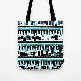 Wine Bottles - version 2 #decor #buyart #society6 Tote Bag