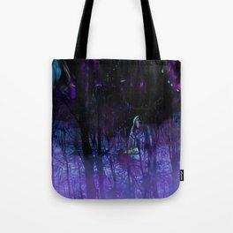 The Witches Haunt Tote Bag