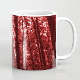 Shenandoah Red Coffee Mug