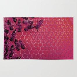Bee Pink Rug