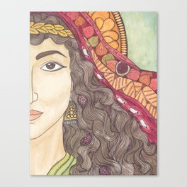 Abigail Canvas Print