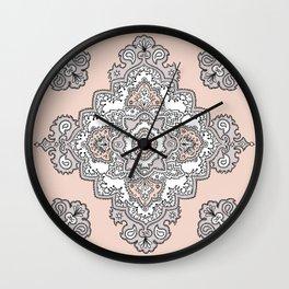 Flourish 1 Wall Clock