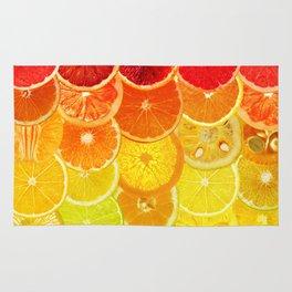 Fruit Madness - Citrus Rug