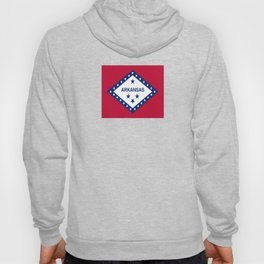 flag of arkansas-america,usa,The Natural State,Arkansan, Arkansawyer,Arkanite,Little Rock,Fort Smith Hoody