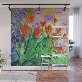 it's springtime Wall Mural