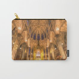 St Patrick's Cathedral New York Carry-All Pouch