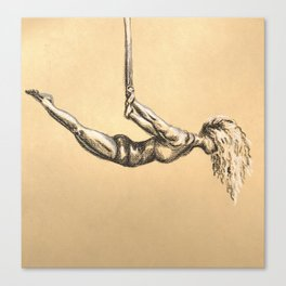 The Strength to Float Canvas Print