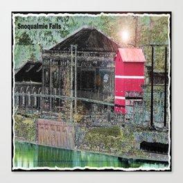 Snoqualmie Canvas Print