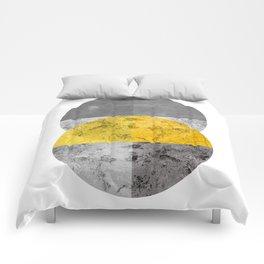 Geometric Composition 6 Comforters