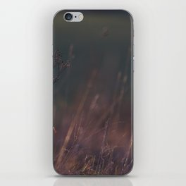 Grasses iPhone Skin