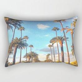 L.A. Morning Rectangular Pillow