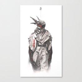 Creepy_Dude_11 Canvas Print