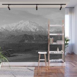 Mt McKinley Wall Mural