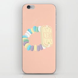 Candy Watch iPhone Skin