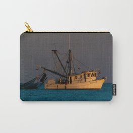 Tucker J fishing boat Carry-All Pouch