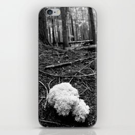That White Noontide Cloud iPhone Skin