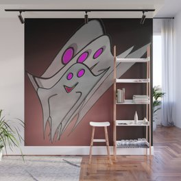 Witching hour 1 Wall Mural