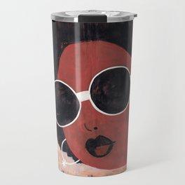 Afro 74 Travel Mug
