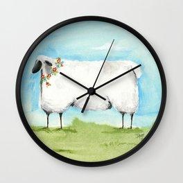 Don't be Sheepish! Wall Clock