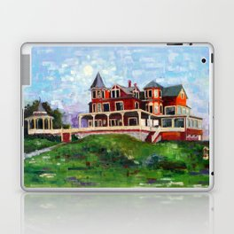 The Angela Maria - York Beach, ME Laptop & iPad Skin